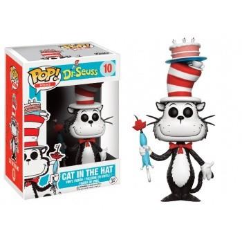 Dr. Seuss Funko Pop! Vinylfigur Cat In The Hat (with Umbrella) 10 Exclusive