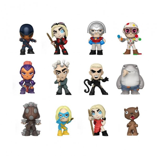 The Suicide Squad Mystery Minis (12)