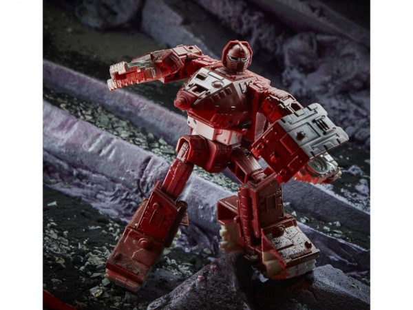 Transformers Generations War For Cybertron KINGDOM Deluxe Wave 1 (4)