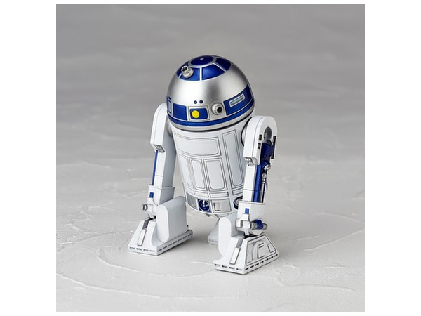 Star Wars Actionfigur Revoltech #004 R2-D2