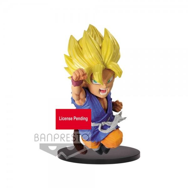 Dragonball GT Statue Wrath of the Dragon B: Super Saiyan Son Goku
