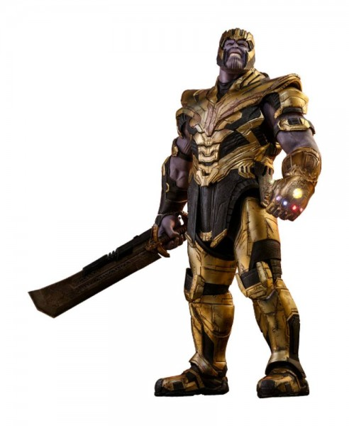 Avengers Endgame Movie Masterpiece Actionfigur 1/6 Thanos