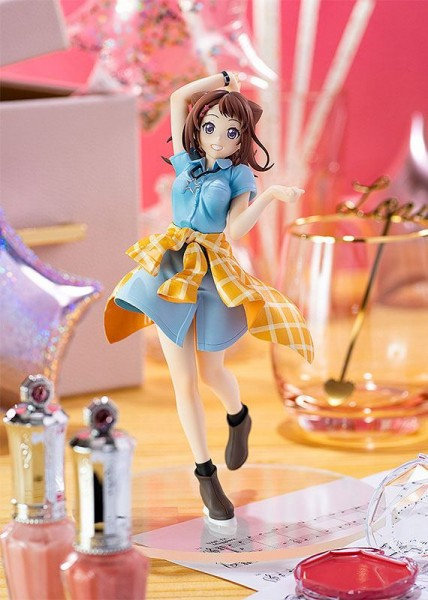 BanG Dream! Girls Band Party! Pop Up Parade Statue Kasumi Toyama
