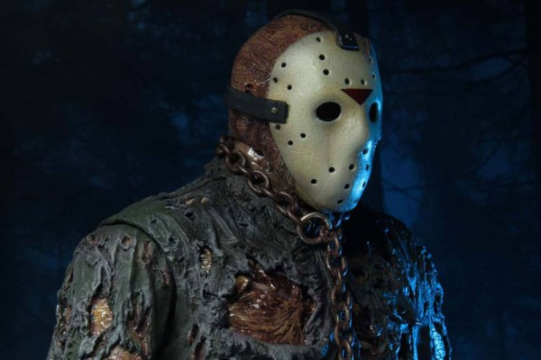 Freitag der 13. Ultimate Actionfigur Jason Voorhees Part 7