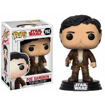 Star Wars Last Jedi Funko Pop! Vinylfigur Poe Dameron 192