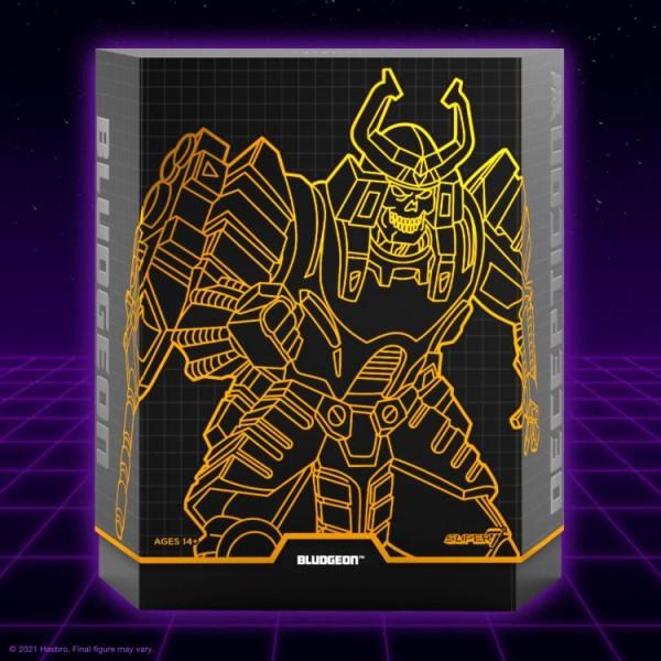 Transformers Ultimates Actionfigur Bludgeon