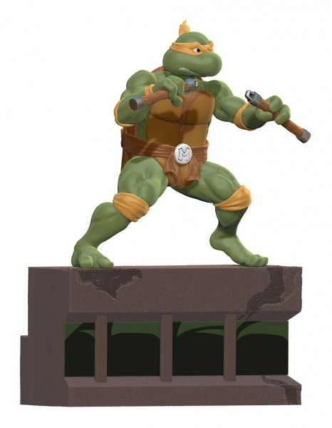 Teenage Mutant Ninja Turtles Statue 1/8 Michelangelo
