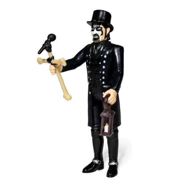 King Diamond ReAction Actionfigur King Diamond (Top Hat)