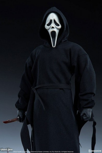 Ghost Face Actionfigur 1/6 Ghost Face