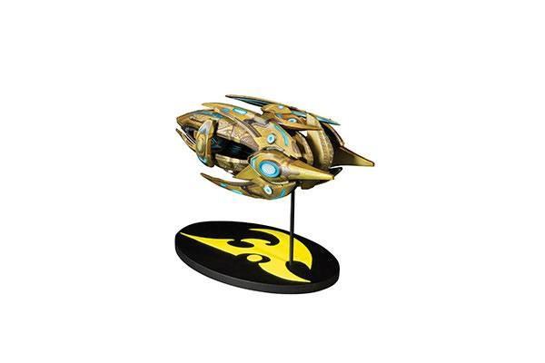 StarCraft Replik Protoss Carrier Ship