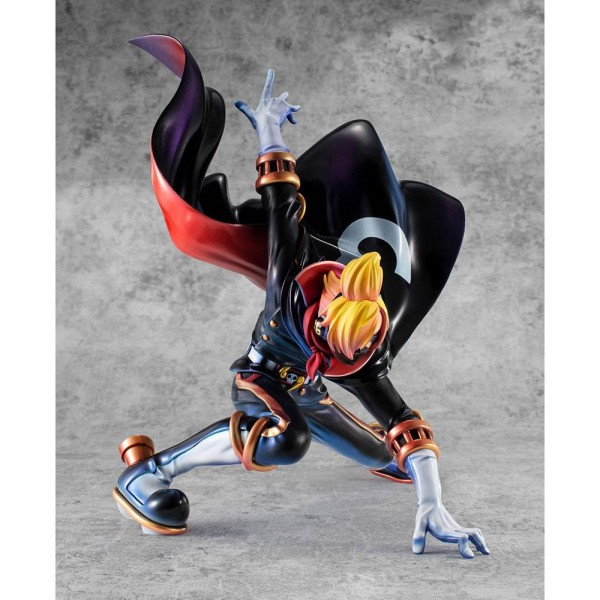 One Piece Portrait Of Pirates Statue Warriors Alliance Osoba Mask
