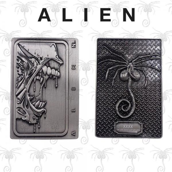 Alien Iconic Scene Collection Metallbarren Xenomorph Antique (Limited Edition)