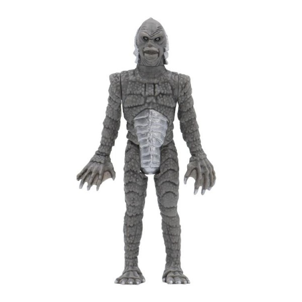 Universal Monsters ReAction Actionfigur Creature From The Black Lagoon (Silver Screen Variant)