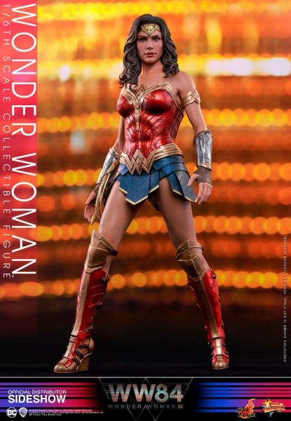 Wonder Woman 1984 Movie Masterpiece Actionfigur 1/6 Wonder Woman