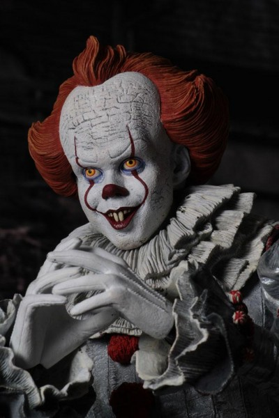 Stephen Kings It Actionfigur 1/4 Pennywise (2017)