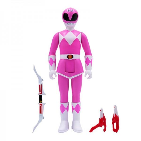 Mighty Morphin' Power Rangers ReAction Actionfigur Pink Ranger