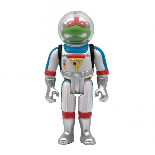 Teenage Mutant Ninja Turtles ReAction Actionfigur Space Cadet Raphael