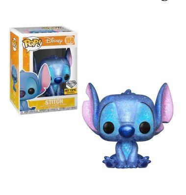 Disney Funko Pop! Vinylfigur Stitch (Diamond Glitter) Exclusive