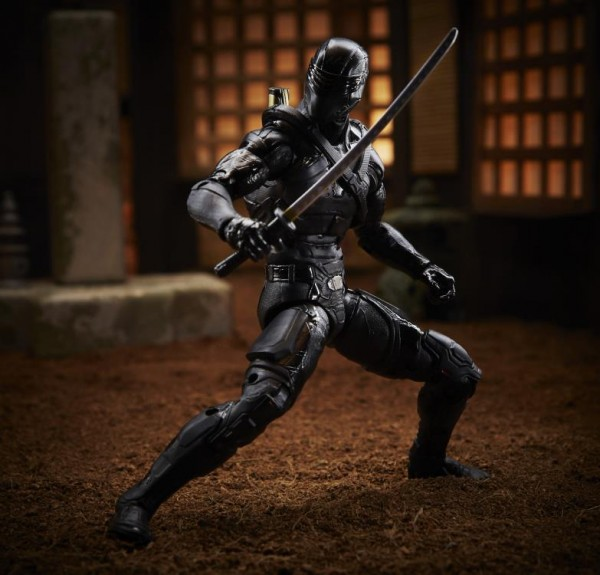 G.I. Joe Classified Series Actionfigur 15 cm Snake Eyes (Movie)