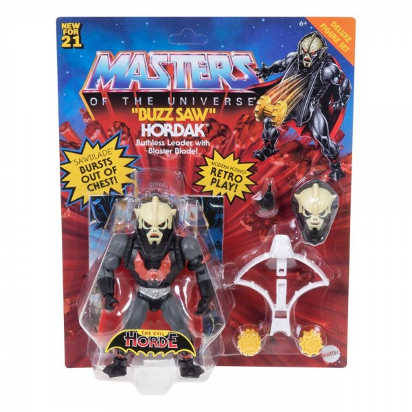 Masters of the Universe Origins 2021 Actionfigur Buzz Saw Hordak (Deluxe)