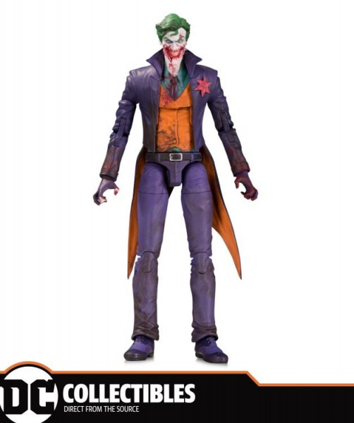 DC Comics Essentials Actionfigur Joker (DCeased)