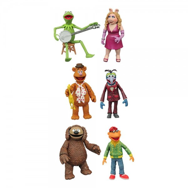 Muppets Select Actionfiguren 2-Pack Best Of Serie 1 (3)