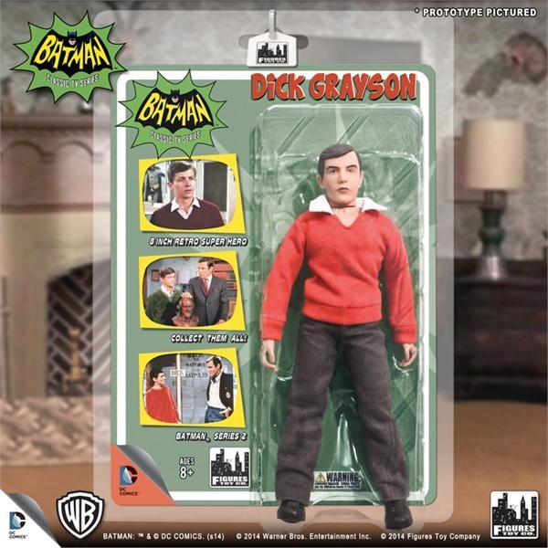 Batman Classic TV Retro Actionfigur Dick Grayson