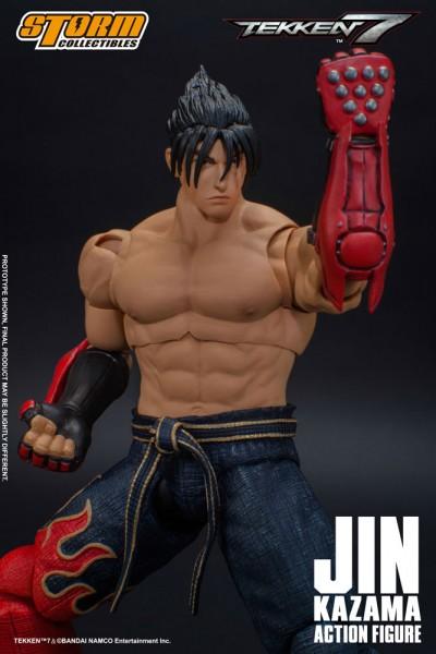 Tekken 7 Actionfigur 1/12 Jin Kazama