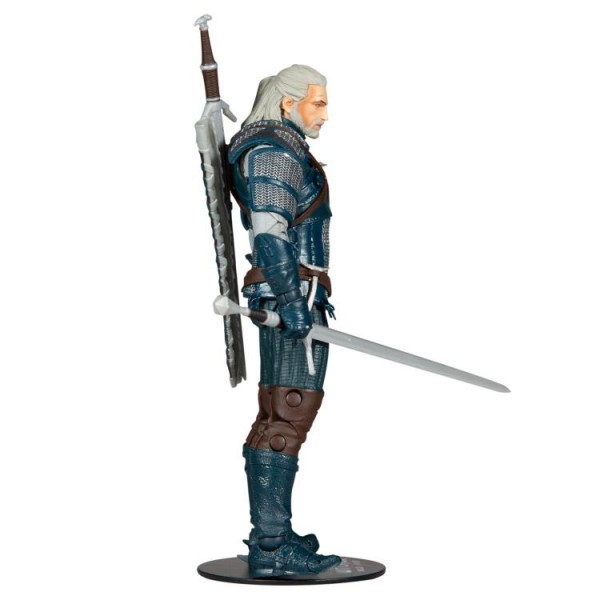 The Witcher 3: Wild Hunt Actionfigur Geralt of Rivia (Viper Armor)