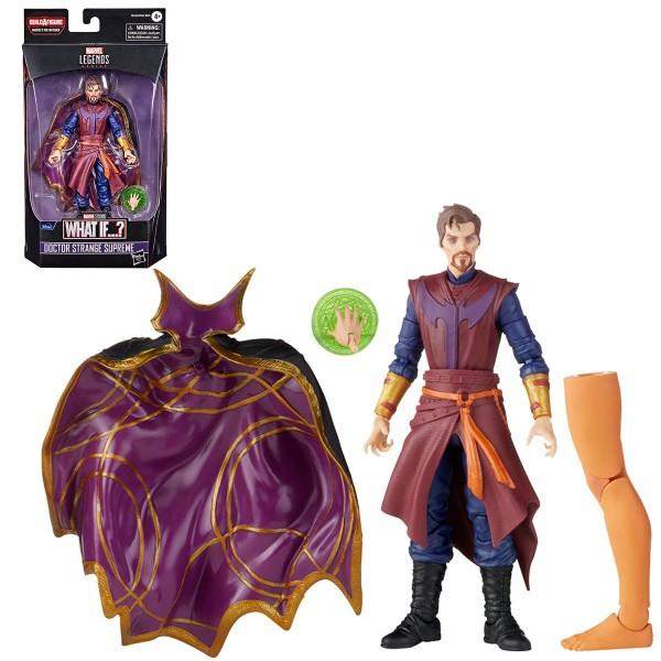 What If...? Marvel Legends Actionfigur Doctor Strange Supreme