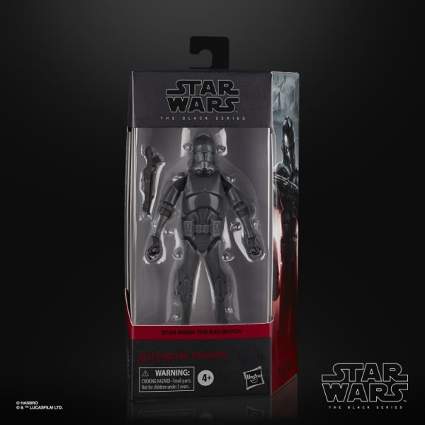 Star Wars Black Series Actionfigur 15 cm Elite Squad Trooper (Bad Batch)