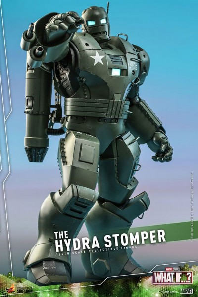 What If...? Animated Series Masterpiece Actionfigur 1/6 The Hydra Stomper