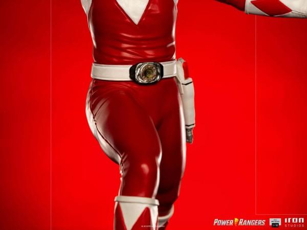 Power Rangers BDS Art Scale Statue 1/10 Red Ranger