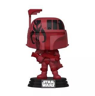 Star Wars Funko Pop! Vinylfigur Boba Fett (Exclusive)