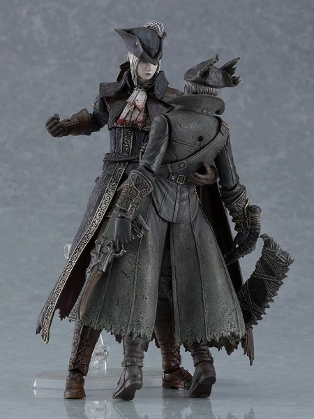 Bloodborne: The Old Hunters Figma Actionfigur Lady Maria of the Astral Clocktower