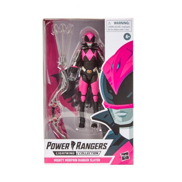 Power Rangers Lightning Collection Actionfigur 15 cm Mighty Morphin Ranger Slayer