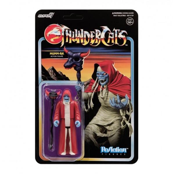 Thundercats ReAction Actionfigur Old Mumm-Ra
