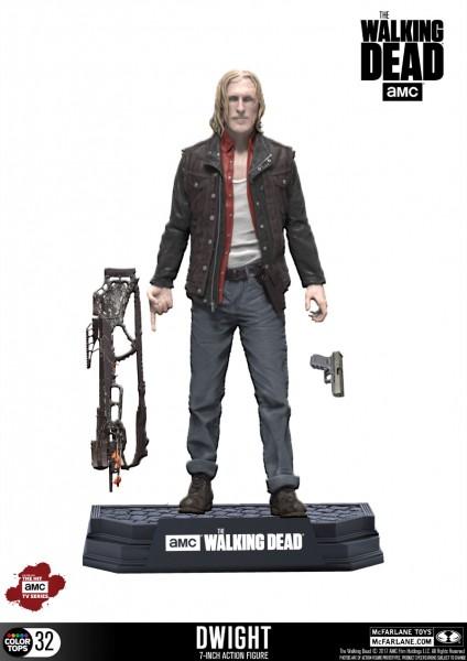 Walking Dead Color Tops TV Actionfigur Dwight