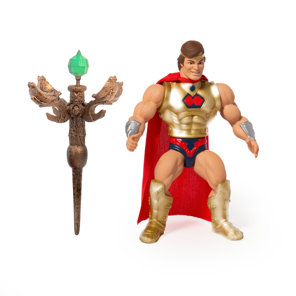 Masters of the Universe Vintage Actionfigur Powers of Grayskull He-Ro