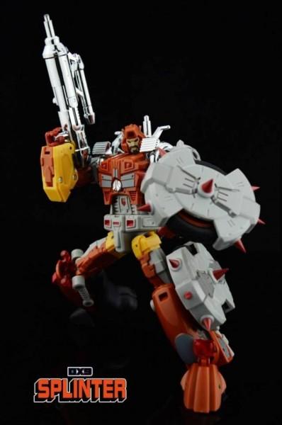 DX9 D02S Splinter
