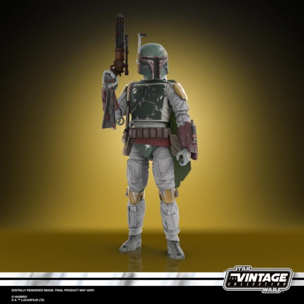 Star Wars Vintage Collection Actionfigur 10 cm Boba Fett (Ep 6)