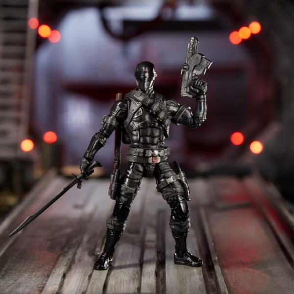 G.I. Joe Classified Series Actionfigur 15 cm Snake Eyes