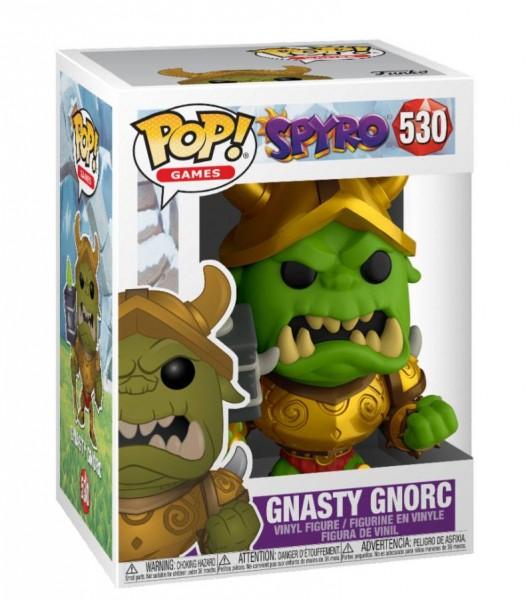 Spyro The Dragon Funko Pop! Vinylfigur Gnasty Gnorc 530