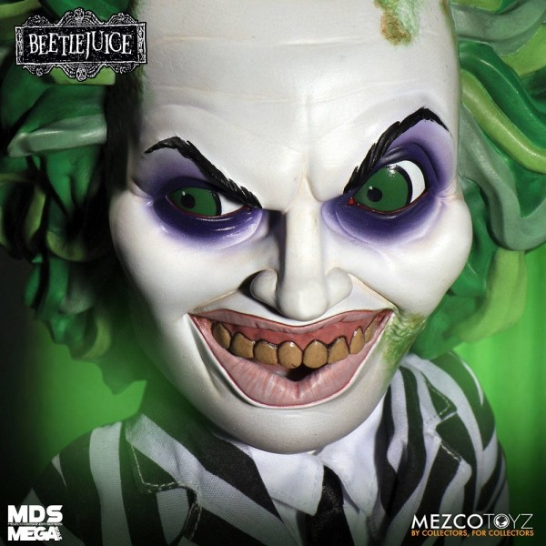 Beetlejuice Mega Scale Actionfigur Beetlejuice (mit Sound)