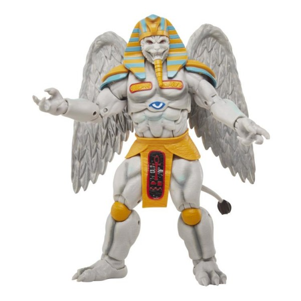Power Rangers Lightning Collection Actionfigur 15 cm Mighty Morphin King Sphinx (Deluxe)