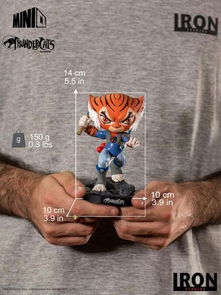 Thundercats Minico PVC Figur Tygra