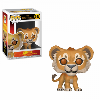 Lion King 2019 Funko Pop! Vinylfigur Simba 547