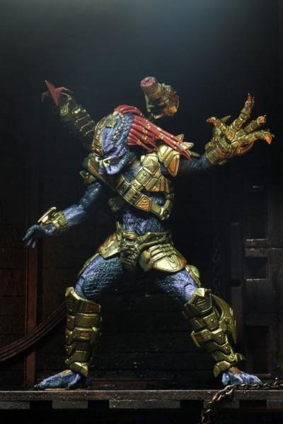 Predator Actionfigur Ultimate Lasershot Predator