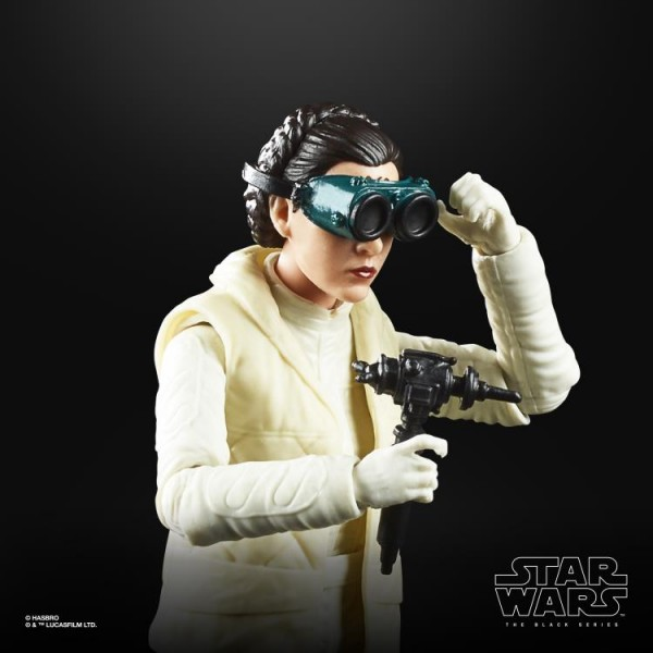Star Wars Black Series Empire Strikes Back 40th Anniversary Actionfigur 15 cm Princess Leia Organa (