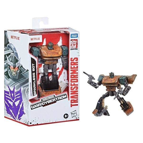 Transformers Generations War For Cybertron Trilogy Netflix Deluxe Reissue (4)